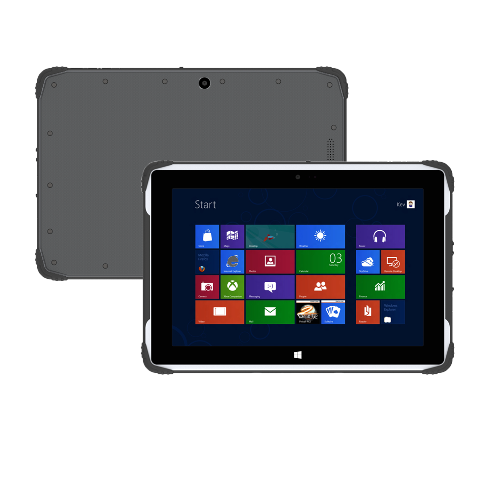 10.1 inch windows rugged tablet RT10
