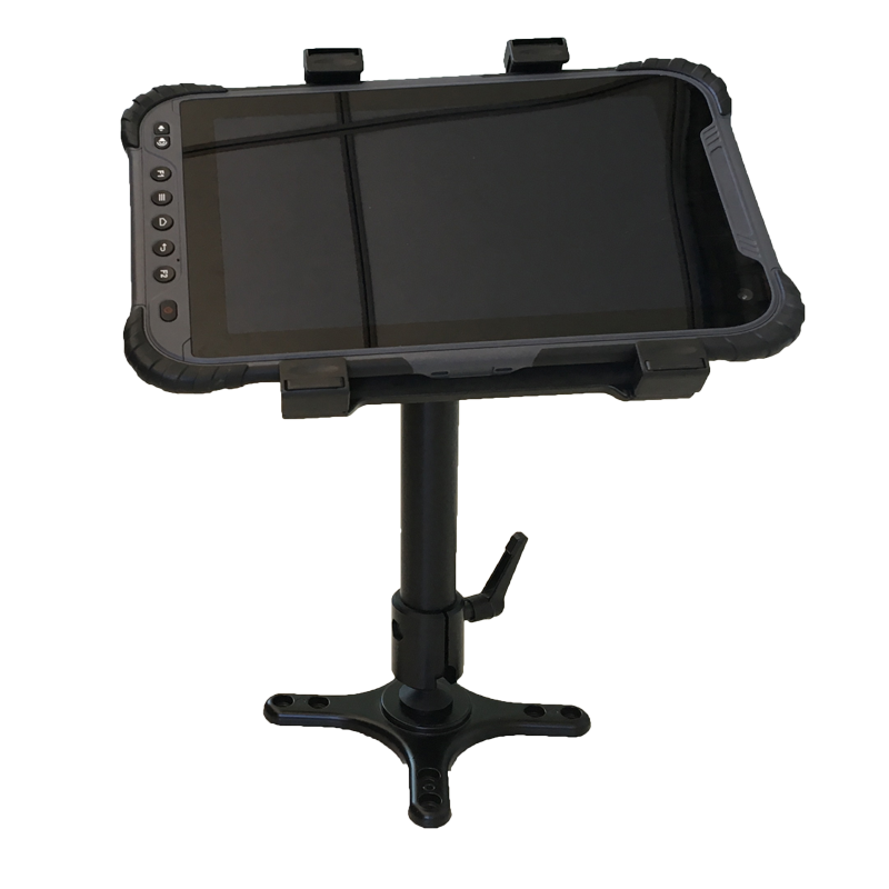 rugged tablet vehicle mount car mount and docking