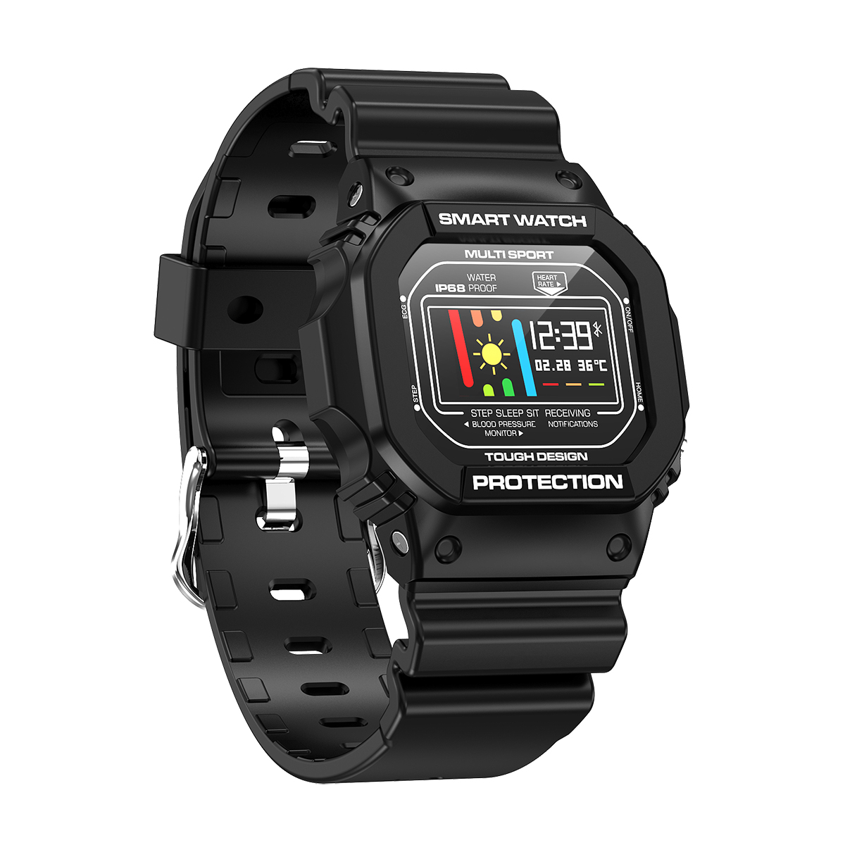 Sports fashion smart watch RW12
