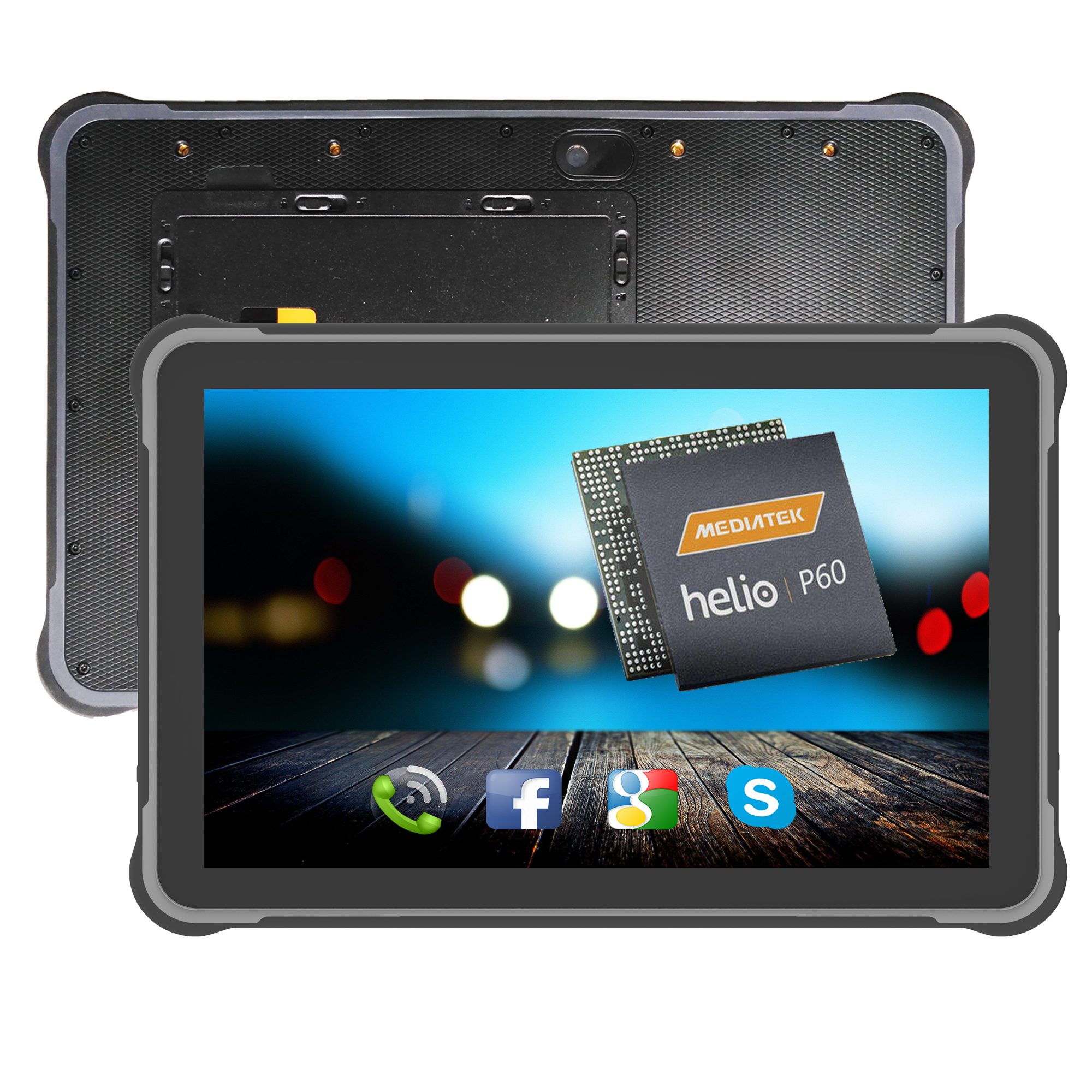 10 inch Android 9 with RJ45 port 4GB 64GB Rugged tablet RT11-A3